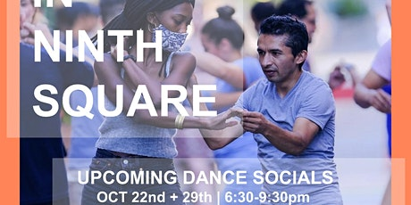 Salsa in Ninth Square tickets