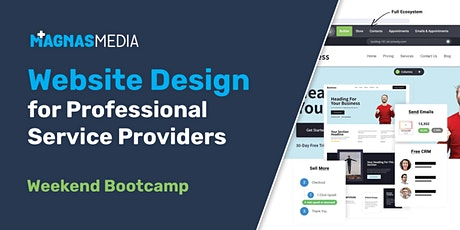 DONE WITH YOU Website Design for Professional Service Providers tickets