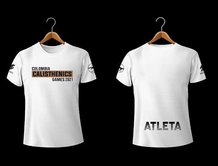 Imagen de COLOMBIA CALISTHENICS GAMES 2021