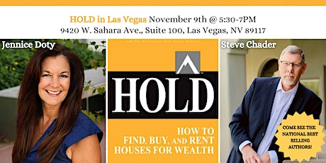 HOLD in Las Vegas tickets