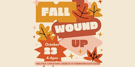 Fall Wound Up tickets