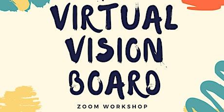 Virtual Vision Boarding Workshop tickets