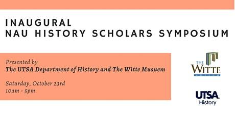 Inaugural Nau History Scholars Symposium tickets