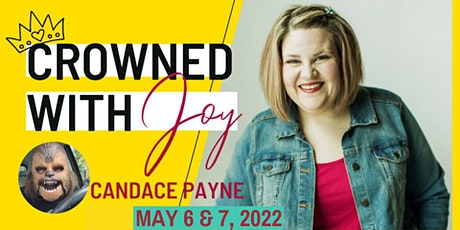Crowned With Joy: IN-PERSON tickets