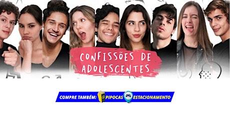 """DESCONTO!  """"Confissões de Adolescentes, no Teatro BTC ingressos"""