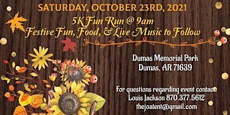 Fall Festival 5k Fun Run/Walk tickets