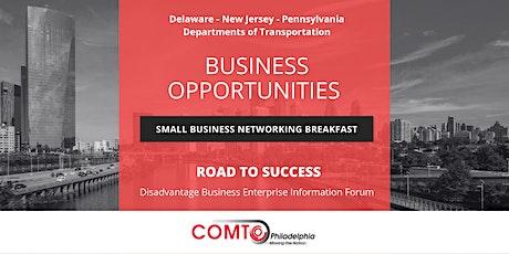 COMTO Philadelphia Small Business Networking Breakfast Forum tickets