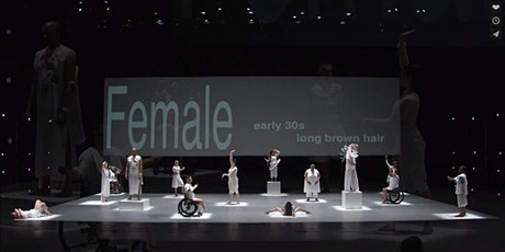 "ReelAbilities NJ - 2021 Film Festival: Heidi Latsky - ""On Display"" tickets"