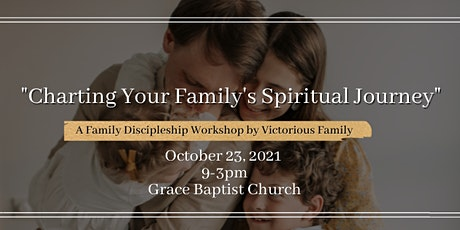 """""""Charting Your Family's Spiritual Journey"""" Workshop tickets"""