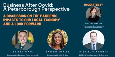 Business After Covid: A Peterborough Perspective tickets