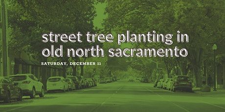 Planting in Old North Sacramento tickets