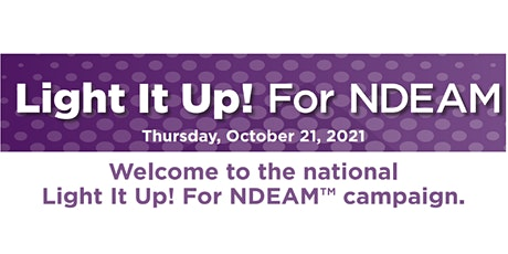 Light It Up!  For NDEAM tickets