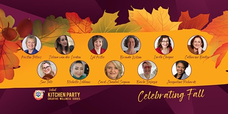 DESIGN YOUR PLATE Virtual Kitchen Party Creative Wellness Series tickets