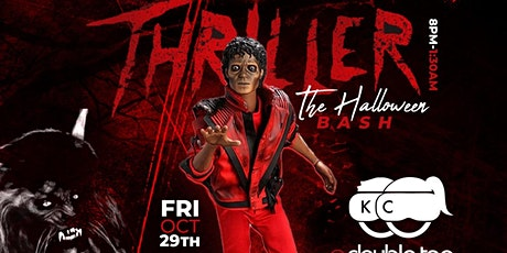 Thriller The Halloween bash tickets