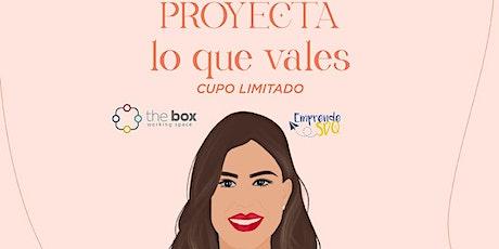 Conferencia de Laura Villamán en Emprende SDQ entradas