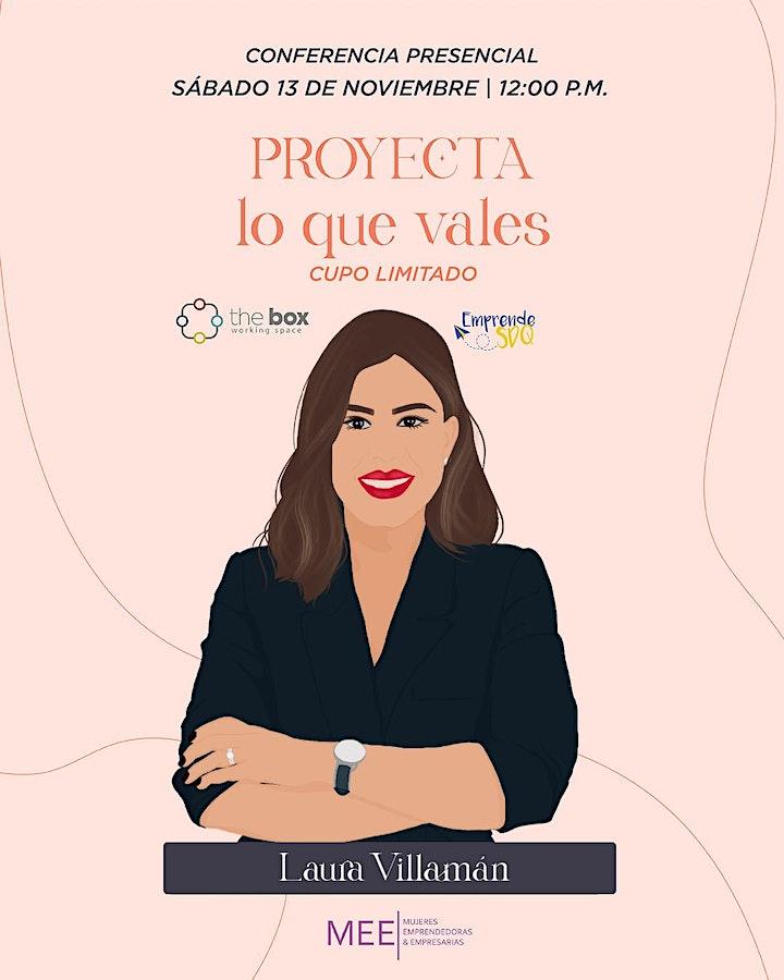Imagen de Conferencia de Laura Villamán en Emprende SDQ