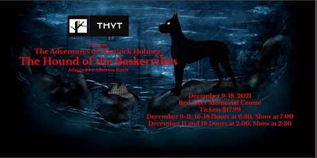 The Hound of the Baskervilles tickets