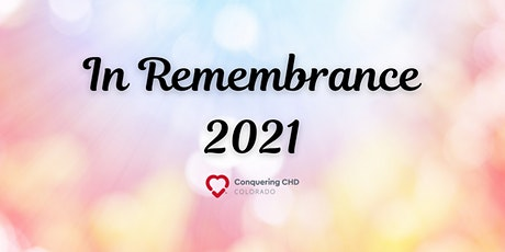 In Remembrance 2021 tickets