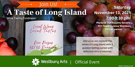 A Taste of Long Island Fundraiser tickets