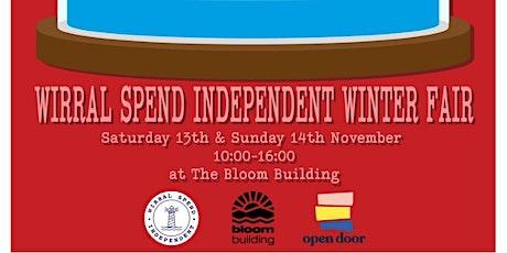Wirral Spend Independent WINTER FAIR tickets