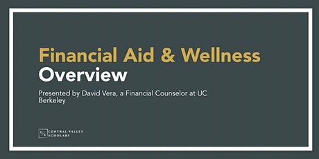 Financial Aid & Wellness Overview tickets