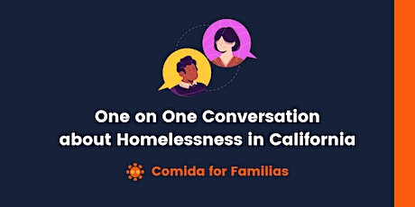 Conversation on homelessness in California tickets