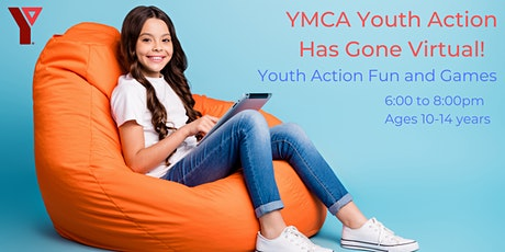 Youth Action Fun and Games tickets
