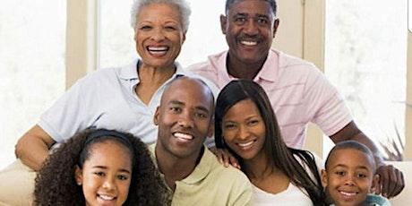 FREE WEBINAR- Building Generational Black Wealth - Saturday 16 October 2021 tickets