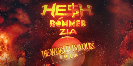 HE$H: The World Is Yours Tour tickets