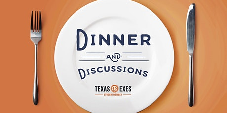 Dinner & Discussion - October 2021 tickets