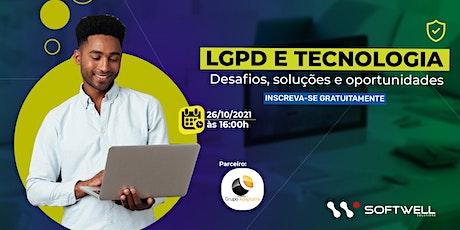 WEBINAR LGPD e Tecnologia: Desafios, Soluções e Oportunidades entradas