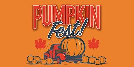 Pumpkin Fest Continued tickets