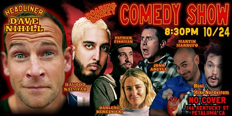 The Best Stand Up Comedy Show Ever: NO COVER tickets