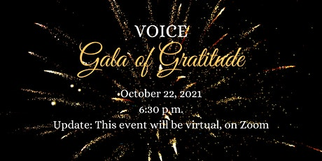 Gala of Gratitude tickets