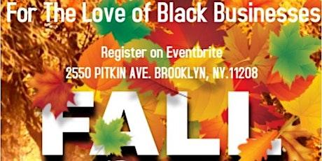 For The LOVE of BLACK Businesses - Vendor Registration tickets