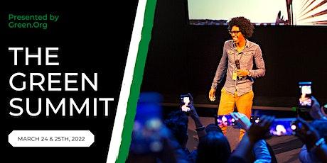 The Green Summit tickets