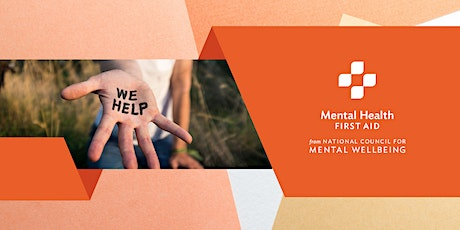 Mental Health First Aid - October Community Training tickets