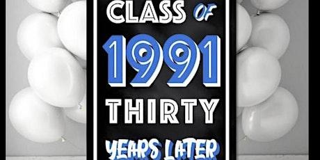 John Muir (Pasadena) Class of 1991 30th Year Reunion tickets