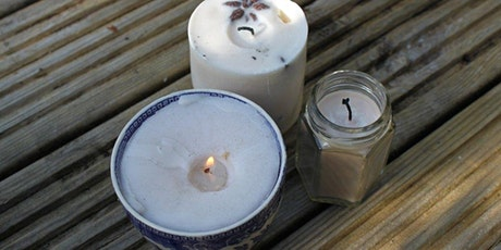 Poured Candles Workshop (afternoon session) tickets