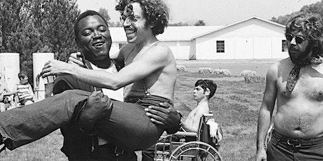 "ReelAbilities NJ - 2021 Film Festival: ""Crip Camp"" tickets"