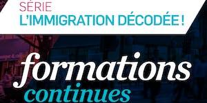 FORMATION CONTINUE  - PERMIS DE TRAVAIL TEMPORAIRE -...