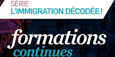 FORMATION CONTINUE  - PERMIS DE TRAVAIL TEMPORAIRE - Niveau 1 (PTT1) biglietti