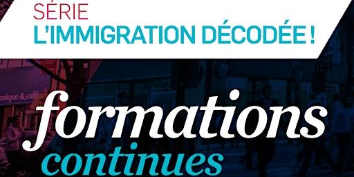 FORMATION CONTINUE  - PERMIS DE TRAVAIL TEMPORAIRE - Niveau 1 (PTT1)
