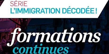 FORMATION CONTINUE - PERMIS DE TRAVAIL TEMPORAIRE - Niveau 2 (PTT2) biglietti