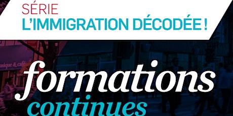 FORMATION CONTINUE - PERMIS DE TRAVAIL TEMPORAIRE - Niveau 3 (PTT3) biglietti