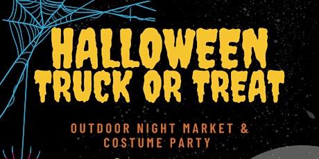 Halloween Night Market & Costume Party tickets