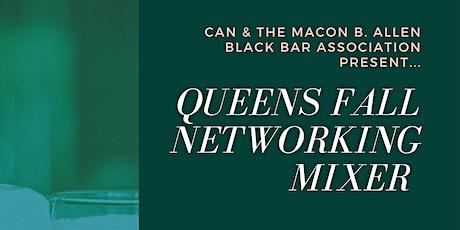 Queens Fall Networking Mixer tickets