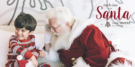 Santa Tuck-ins tickets
