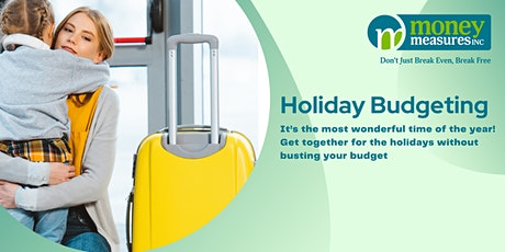 Holiday Budgeting tickets