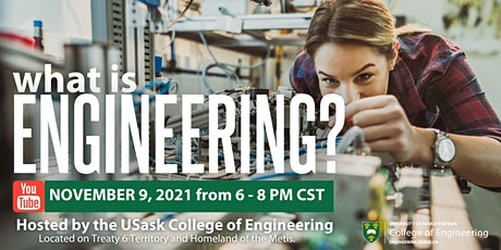 What is Engineering? Learn about first-year engineering at USask biglietti
